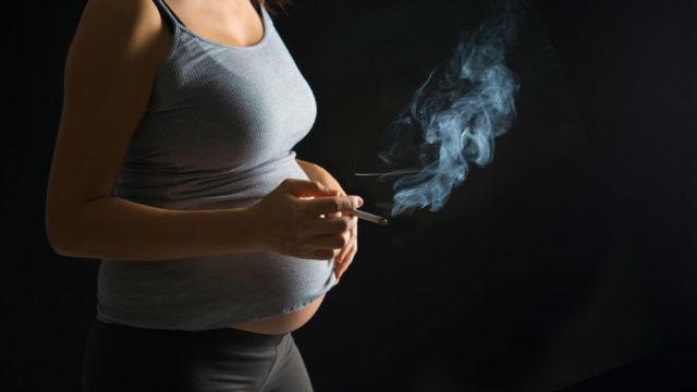 妊婦 電子タバコ